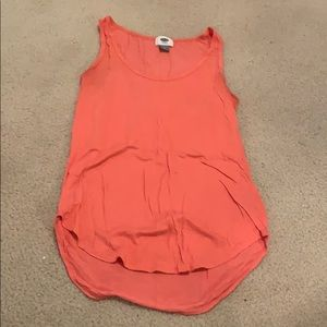 Old Nazy pink tank top